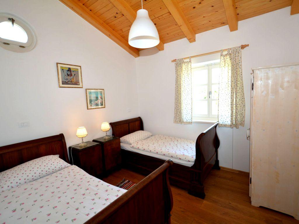 Villa NIKA spavaća soba na katu