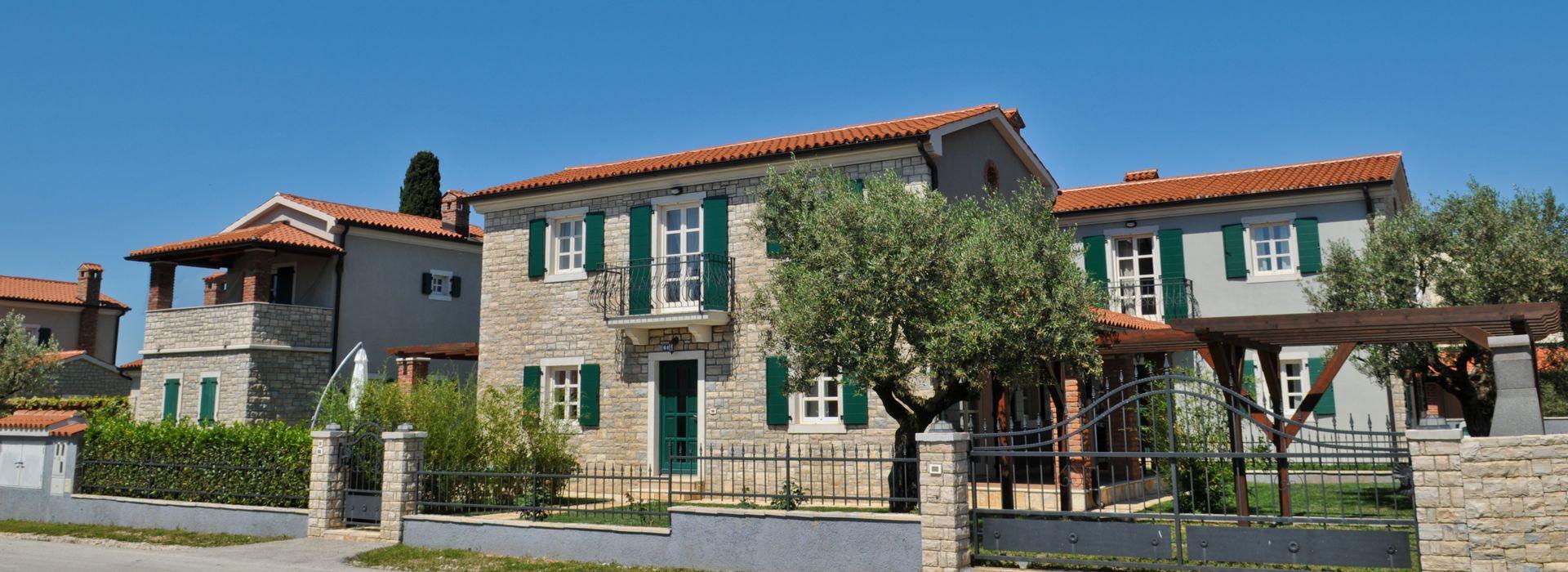 Villa Nika interijer