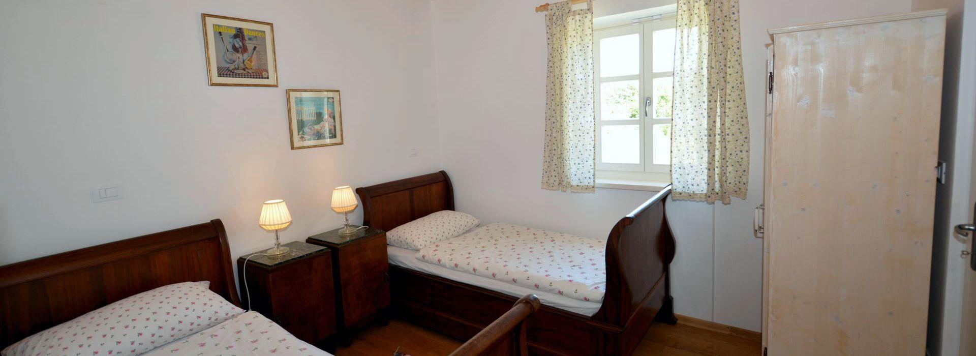 villa Nika spavaća soba